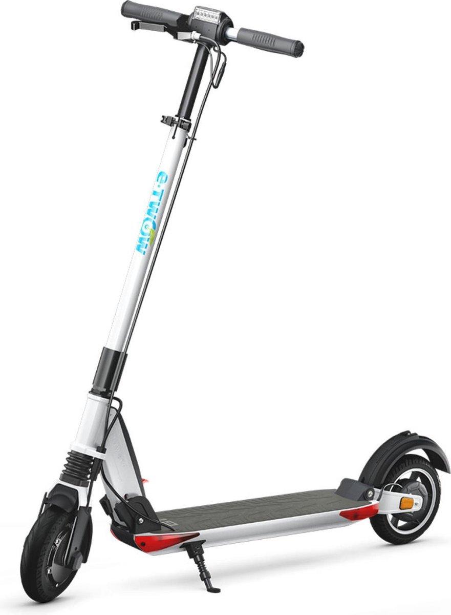 e-TWOW GT 2020 Smart Edition - Elektrische Step - Wit - 40 km/u - 13 kg - 50 km