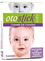 OTOSTICK - Oorcorrectie Stickers - Flapoorstickers - Voor baby's en kinderen tot 4 jaar - 8 stuks