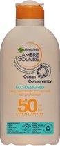 Bol.com-Garnier Ambre Solaire Ocean Protect Zonnebrandcrème SPF 50 - Verpakking van rerecycled oceaanplastic - 200 ml-aanbieding