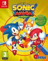 Sonic Mania Plus - Switch