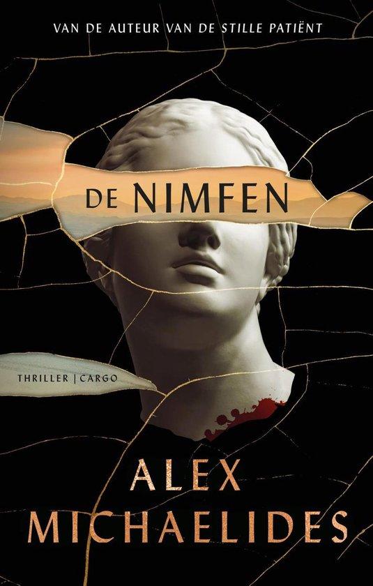 Boek cover De nimfen van Alex Michaelides (Paperback)