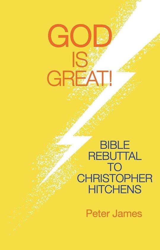 Omslag van God Is Great