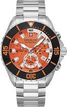 Swiss Military Hanowa horloge  06-5341.04.079 - Silver - Analog