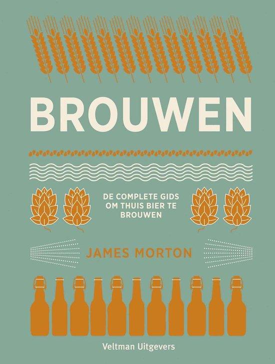 Boek cover Brouwen van James Morton (Hardcover)