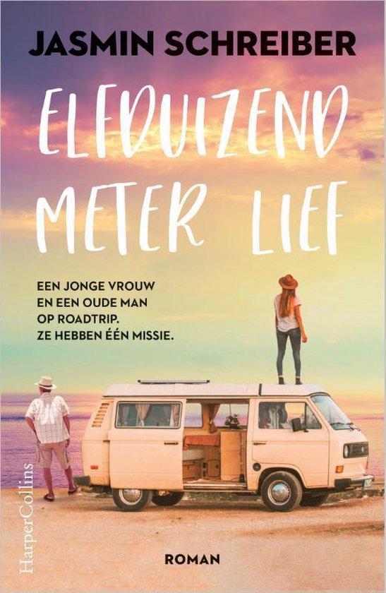 Boek cover Elfduizend meter lief van Jasmin Schreiber (Paperback)