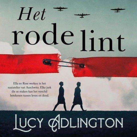 Boek cover Het rode lint van Lucy Adlington (Onbekend)