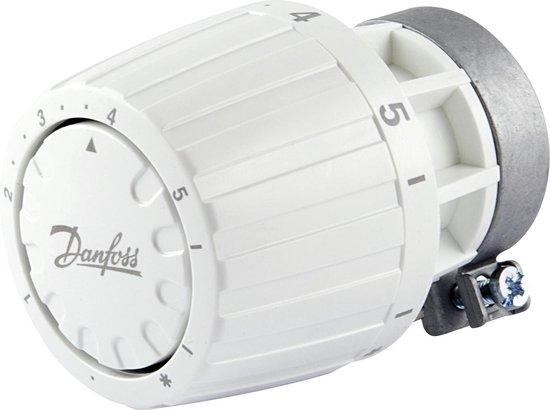 Danfoss Thermostaatknop ingebouwde voeler servicemodel RA V 2960 - Wit