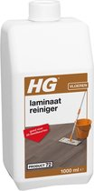 HG laminaat reiniger (HG product 72) - 1L - frisruikende dweilreiniger - geschikt voor alle laminaatsoorten