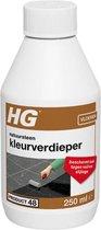HG natuursteen kleurverdieper - 250ml - herstelt de kleur