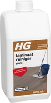 HG laminaatreiniger glans - 1L - ruikt fris