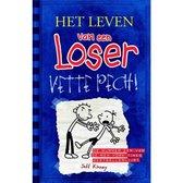 Boek cover Het leven van een Loser 2 - Vette pech! van Jeff Kinney (Paperback)