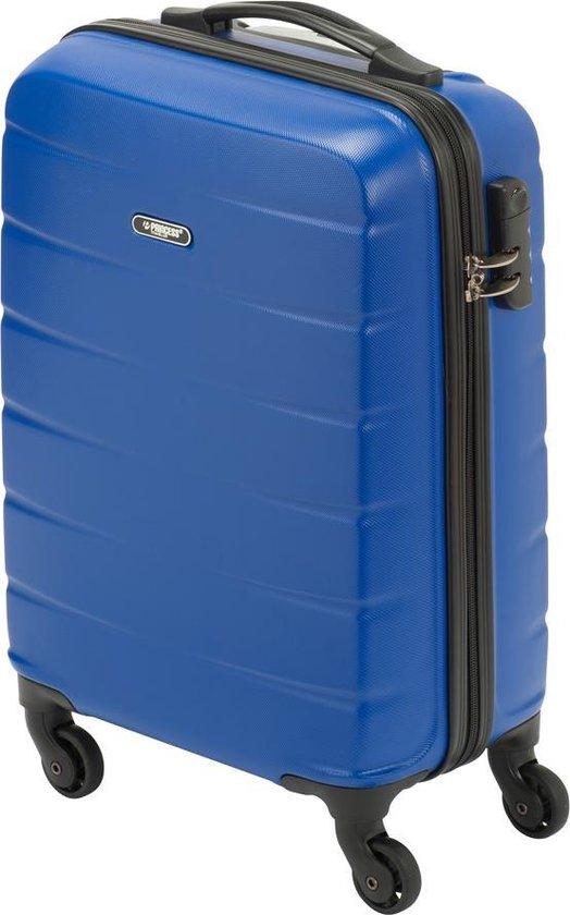 Princess Traveller Grenada koffer Small (ABS) - Blauw