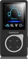 Lenco Xemio-668 - MP3-Speler incl oordopjes - Zwart