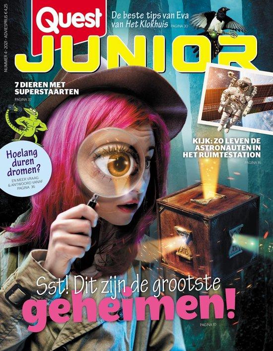 Afbeelding van Quest Junior 4/2021