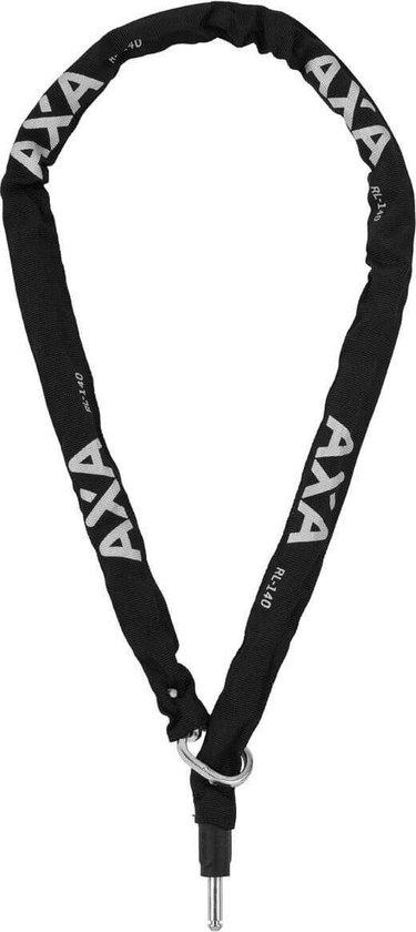Axa RLC Insteekketting - 140x5.5 cm - Zwart