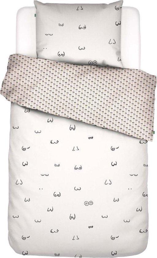 Covers & Co Dekbedovertrek Booby Trap-Lits-jumeaux (240 x 200/220 cm)