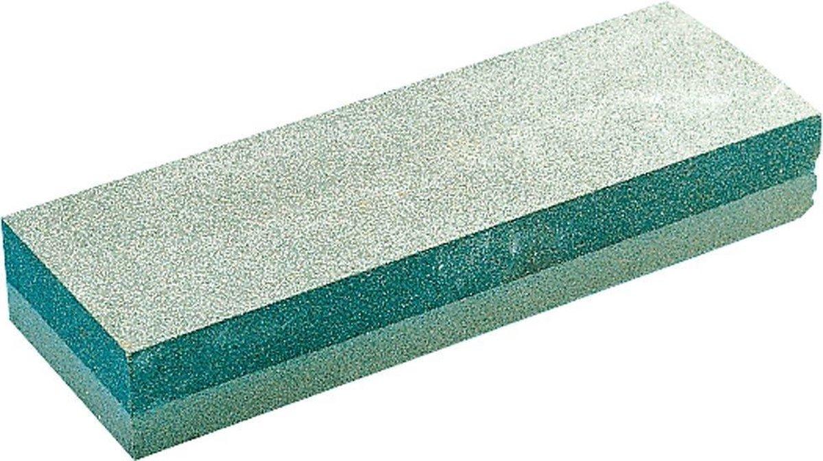KWB Wetsteen - 2 zijdes - bijtels en messen - 150mm