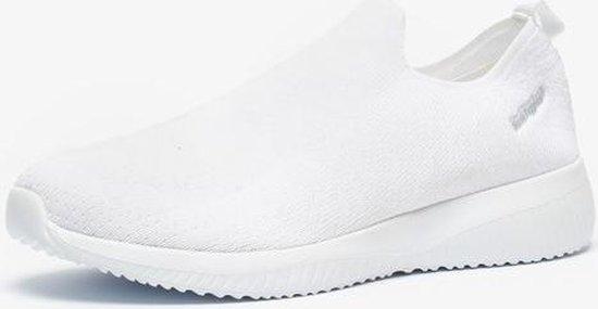 Hush Puppies dames sneakers – Wit – Maat 42 – Extra comfort – Memory Foam