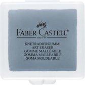 Afbeelding van Faber-Castell kneedgum grijs