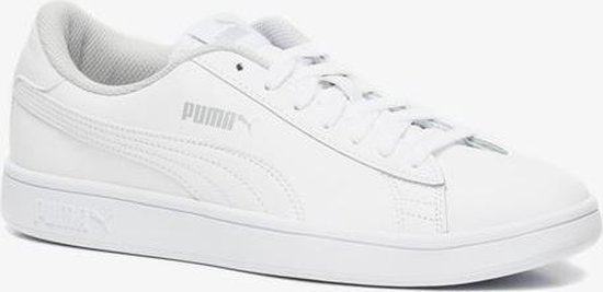 Puma Smash V2 L sneakers - Wit - Maat 36
