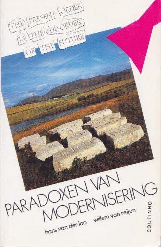 Boek cover Paradoxen van modernisering van Hans van der Loo (Paperback)