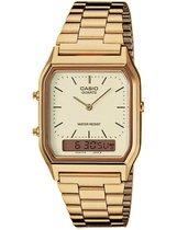 Casio Vintage - AQ-230GA-9DMQYES - Dames - Horloge - 27.8 mm