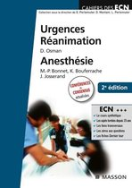 Boek cover Urgences-Réanimation-Anesthésie van David Osman (Onbekend)