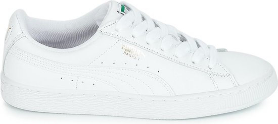 Puma Heren Sneakers Basket Classic Men - Wit - Maat 44