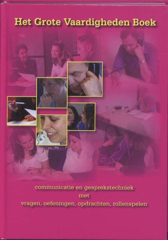 Het Grote Vaardighedenboek - Boom Beroepsonderwijs