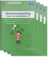 Werkwoordspelling Groep 8 Leer- en oefenboek 1,2 en 3 en Antwoordenboek