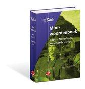 Van Dale Miniwoordenboek Noors