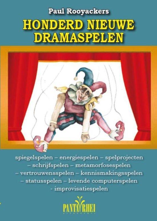 Honderd nieuwe dramaspelen - P. Rooyackers