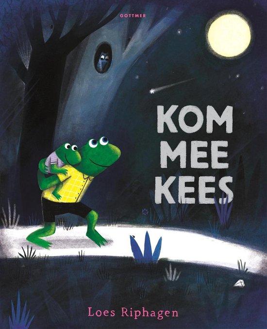 Boek cover Kom mee, Kees van Loes Riphagen (Hardcover)