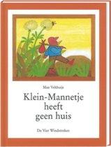 Prentenboek Klein-mannetje  -