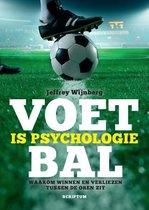 Boek cover Voetbal is psychologie van Jeffrey Wijnberg