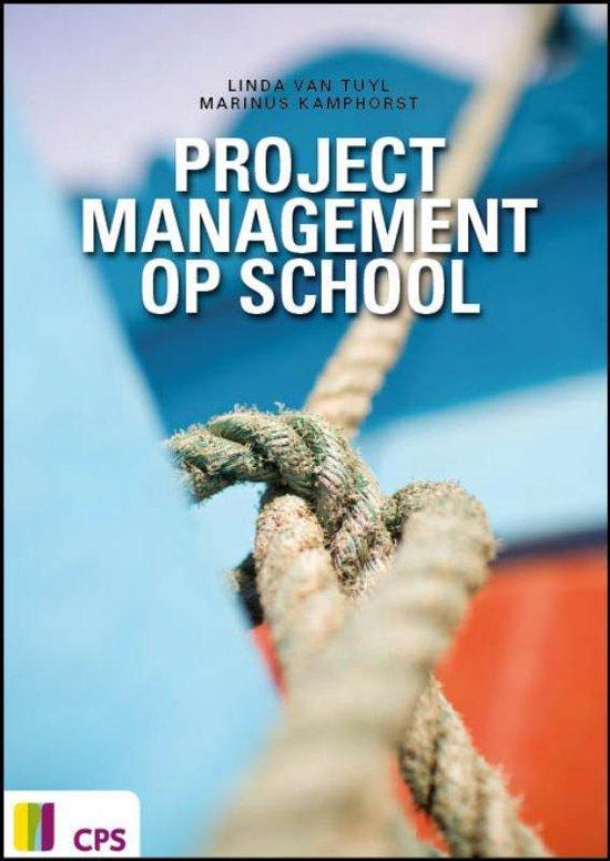 Boek cover Projectmanagement op school van L. Van Tuyl (Paperback)