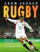 Boek cover Leer jezelf  -   Rugby van Ben Hubbard