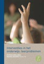 Interventies in het onderwijs: leerproblemen