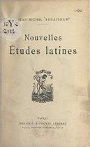Nouvelles études latines