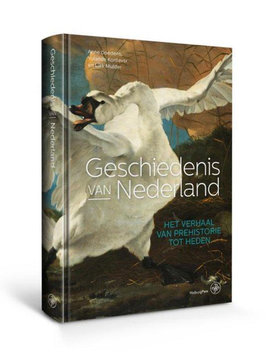 Boek cover Geschiedenis van Nederland van Anne Doedens (Hardcover)