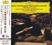 Mozart: Piano Concertos Nos.25 & 27