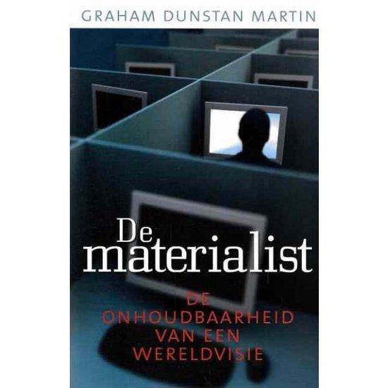 Cover van het boek 'De materialist' van G.D. Martin
