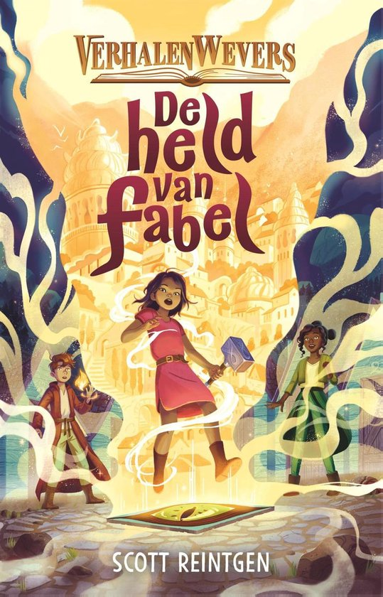 De held van Fabel