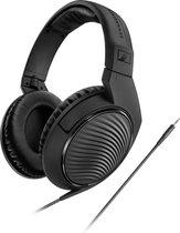 Sennheiser HD 200 Pro hoofdtelefoon - Hoofdtelefoon, gesloten - Zwart