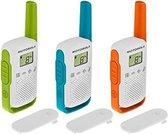 Motorola Talkabout T42 - Triple Pack - Wit