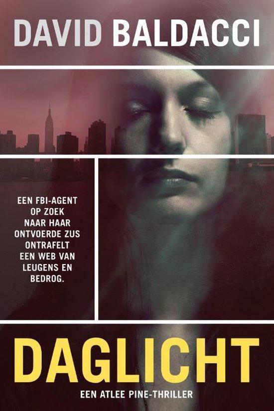 Boek cover Atlee Pine 3 -   Daglicht van David Baldacci (Paperback)