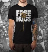 HG CREATION - T-Shirt Free Hugs (XS)