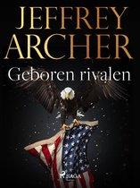 Boek cover Geboren rivalen van Jeffrey Archer