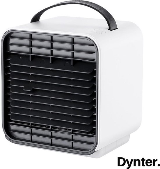 Mini Airco - Kleine cooler - Mobiele Aircoditioning - Compacte koeler - met USB aansluiting