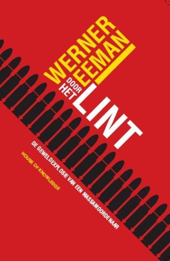 Cover van het boek 'Door het lint' van Werner Eeman
